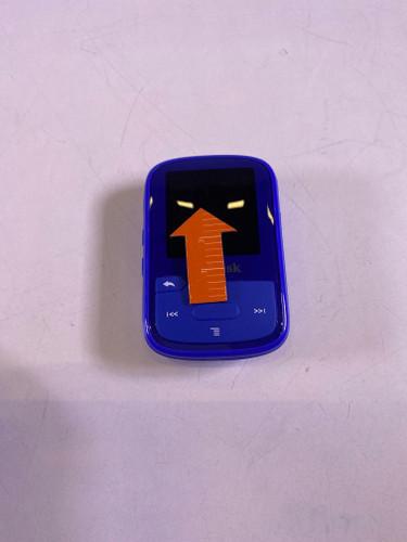 Tweedekans Sandisk Clip Sport Plus Blauw