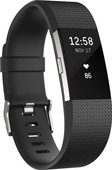 Fitbit Charge 2 Black/Silver - L