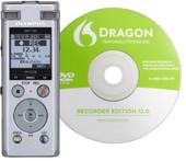 Olympus DM-720 met DNS Software