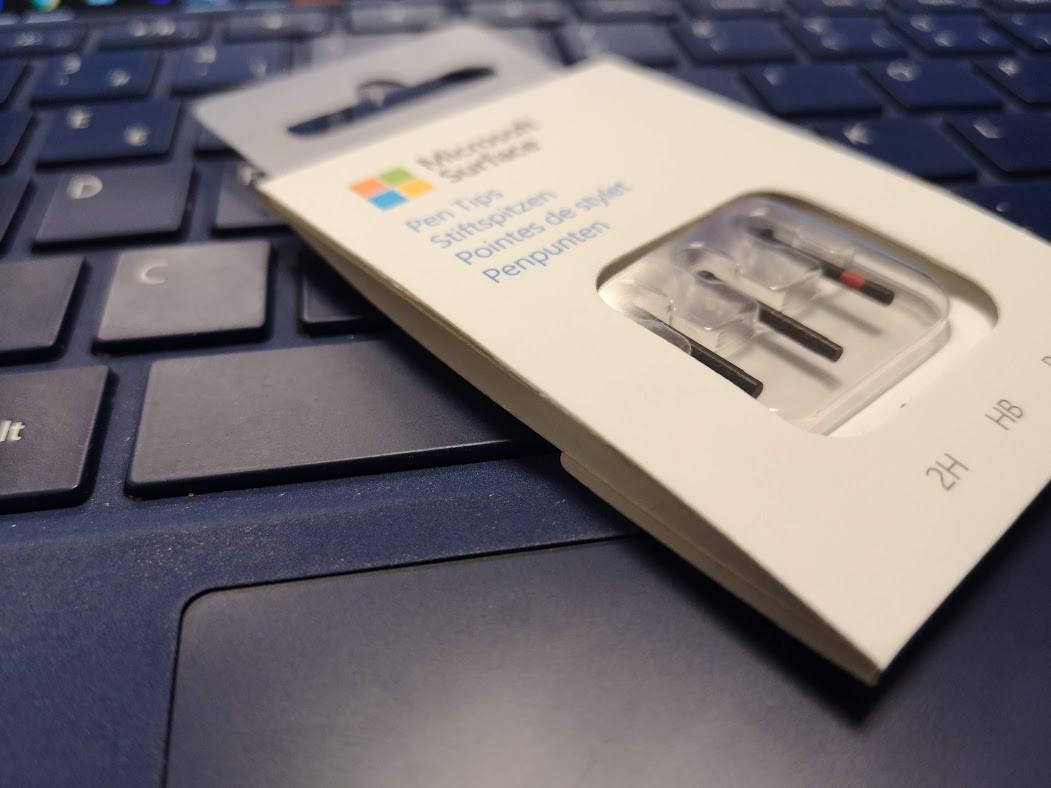 Microsoft Surface Pro Pen Reserve Tips