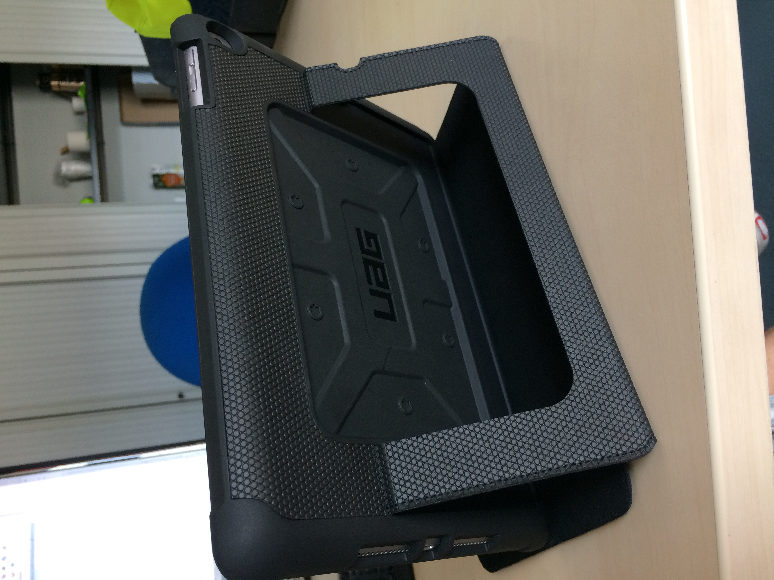 UAG Tablet Cover iPad Black