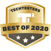 Techtesters Best of 2020 Gold