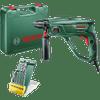 Bosch Marteau perforateur PBH 2100 RE + Set de forets 6 pièces SDS-Plus