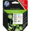 HP 932 / 933XL Cartridges Combo Pack
