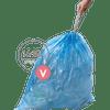 Simplehuman Sacs poubelle Code V - 16-18 Litres (60 pièces)