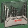 Bosch Set de forets 15 pièces