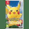 Pokémon Let's Go Pikachu Switch