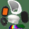 MagMod Kit de Modificateurs d'éclairage Professionnel
