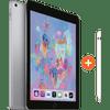 Apple iPad (2018) 128 Go Wi-Fi Gris sidéral + Apple Pencil