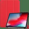 Just in Case Smart Tri-Fold Book case Apple iPad Pro 11 pouces (2018) Rouge