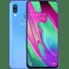 Samsung Galaxy A40 64 Go Bleu