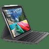 Logitech Slim Folio Étui Clavier Apple iPad Pro 11 pouces (2018) AZERTY