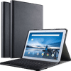 Just in Case Premium Bluetooth Lenovo Tab P10 Étui Clavier AZERTY Noir