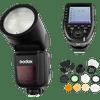Godox Speedlite V1 Nikon X-Pro Trigger Kit d'accessoires