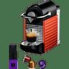 Krups Nespresso Pixie Electric Red XN304510