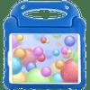 Just in Case Apple iPad (2020)/(2019) et iPad Air (2019) Kids Cover Ultra Bleu