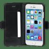Dbramante1928 Copenhagen Slim Apple iPhone SE 2/8/7/6s/6 Book Case Leather Black
