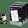 HP 953XL Cartridges Combo Pack + 1.500 vellen A4 papier