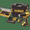 DeWalt DCD777S2T-QW + Set d'embouts 32 pièces