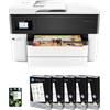 HP OfficeJet Pro 7740 starter pack