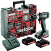 Metabo SB 18 L Mobile + 3 accu's