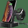 Belkin PowerHouse Station d'Accueil iPhone + Apple Watch Noir