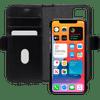 DBramante1928 Lynge Apple iPhone 12 / 12 Pro Book Case Leer Zwart