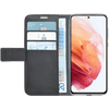 Azuri Wallet Samsung Galaxy S21 Book Case Black
