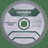 Metabo Multi Cut Zaagblad Universeel 216x30x1,8mm 60T