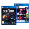 Marvel's Spider-Man Miles Morales PS4 + FIFA 21 PS4 & PS5