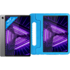 Lenovo Smart Tab M10 Plus (2de generatie) 128GB Wifi Grijs + Just in Case Kinderhoes Blauw