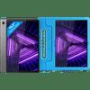 Lenovo Tab M10 Plus (2de generatie) 64 GB Wifi Grijs + Just in Case Kinderhoes Blauw