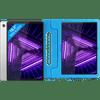 Lenovo Tab M10 Plus (2de generatie) 64GB Wifi Zilver + Just in Case Kinderhoes Blauw