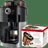 Philips Grind & Brew HD7769/00 + Filtre Permanent Scanpart
