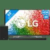 LG 65NANO866PA (2021) + soundbar