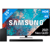 Samsung Neo QLED 55QN85A (2021) + Soundbar