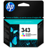 HP 343 Pack Combo 3 Couleurs (C8766EE)