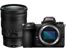 Nikon Z6 + Adaptateur FTZ + NIKKOR Z 24-70 mm f/2.8 S