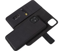 Decoded 2-in-1 Apple iPhone 11 Book Case Leather Black