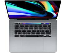 Apple MacBook Pro 16 pouces (2019) 2,6 GHz i7 16/512 Go 5500M 4 Go