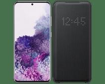Samsung Galaxy S20 128 Go Gris 4G + Samsung Étui LED View Noir