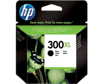 HP 300XL Cartridge Zwart (HPCC641E)