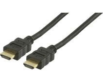 Veripart Câble HDMI Plaqué Or 10 mètres