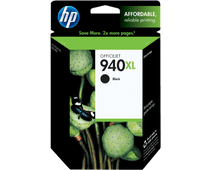 HP 940 Black XL Ink Cartridge C4906A