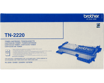 Brother TN-2220 Toner Black XL (Noir)