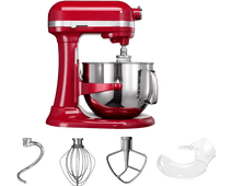 KitchenAid Artisan Mixer 5KSM7580XEER Bowl-Lift Rouge Empereur