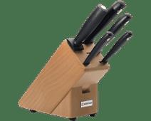 Wusthof Silverpoint Knife Block (5-piece)