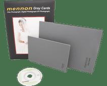 Falcon Eyes Gray cards 1x A5, 1x 10 x 15 + Instruction CD