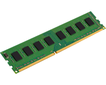 Kingston ValueRAM 8GB DDR3 DIMM 1600 MHz (1x8GB)
