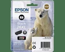 Epson 26 XL Cartouche Photo Noir (C13T26314010)